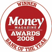 winner - bank of the year